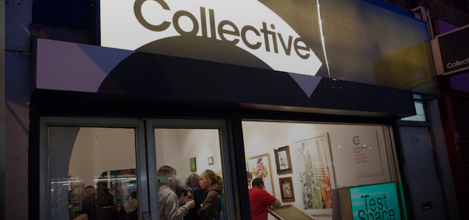 Camden Collective Popup
