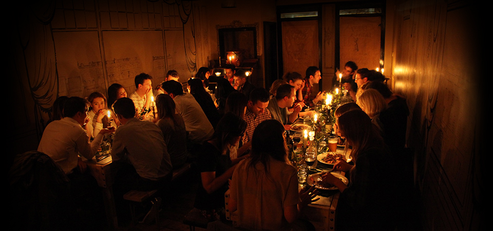 Rent The Dead Dolls Club Dalston for Pop Up Restaurants